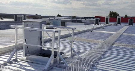 Roof Access Hatches