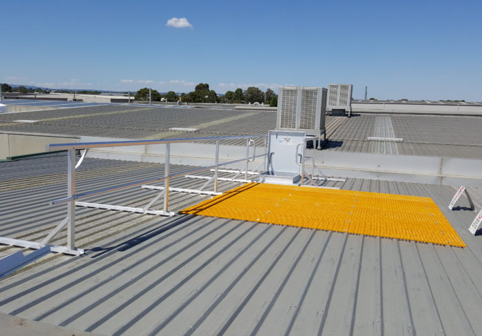 roof access systems adelaide