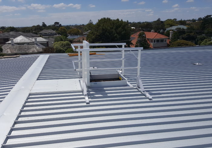 Roof Safety Melbourne - Roof Access Melbourne