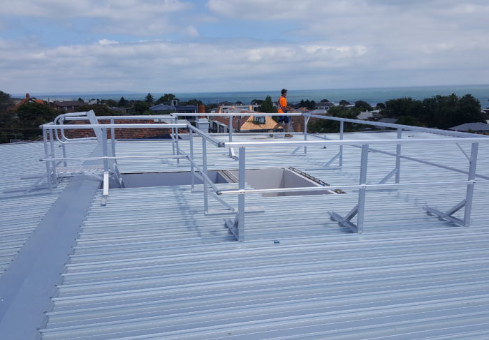 height safety melbourne, roof safety melbourne, roof access melbourne