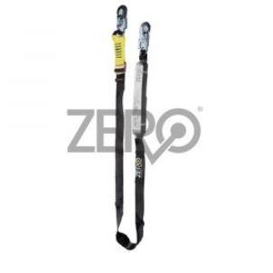 Zero Energy Absorbing Lanyard With Snap Hook 2
