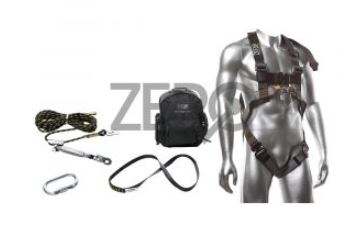 Zero Multipurpose Roofers Harness Kit